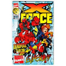 X-Force (Semic / Marvel France) N°27