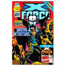 X-Force (Semic / Marvel France) N°32