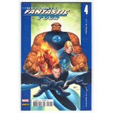 ULTIMATE FANTASTIC FOUR N°4