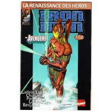 IRON MAN (Marvel France 1° Série) N°7 en TRES BON ETAT