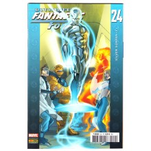 Ultimate Fantastic Four N° 24 - Comics Marvel