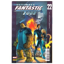 Ultimate Fantastic Four N° 22 - Comics Marvel