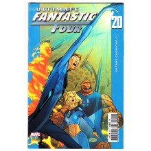 Ultimate Fantastic Four N° 20 - Comics Marvel