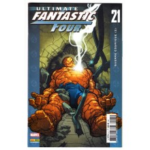 Ultimate Fantastic Four N° 21 - Comics Marvel