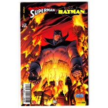 Superman et Batman (Magazine Panini) N° 12 - Comics DC