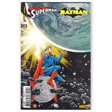Superman et Batman (Magazine Panini) N° 13 - Comics DC