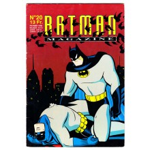 Batman Magazine (Semic) N° 20 - Comics DC