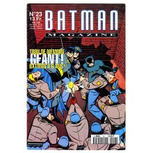 Batman Magazine (Semic) N° 23 - Comics DC
