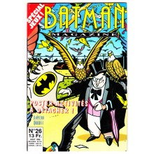 Batman Magazine (Semic) N° 26 - Comics DC