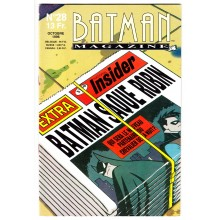 Batman Magazine (Semic) N° 28 - Comics DC