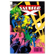 Facteur X N° 21 - Comics Marvel