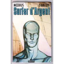 Surfeur D'Argent - Stan Lee / Moebius - Casterman