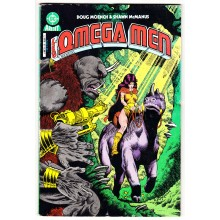 Omega Men (Les) N° 12 - Comics DC