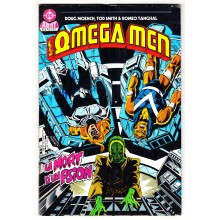 Omega Men (Les) N° 10 - Comics DC