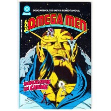 Omega Men (Les) N° 8 - Comics DC