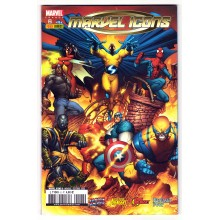 Marvel Icons (1° série) N° 6 - Comics Marvel