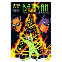 Batman Magazine (Semic) N° 30 - Comics DC