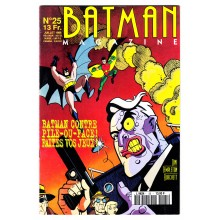 Batman Magazine (Semic) N° 25 - Comics DC