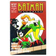 Batman Magazine (Semic) N° 27 - Comics DC