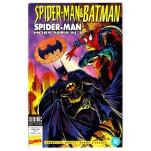 Spider-Man Hors Série (Semic) N° 1 - Spider-Man et Batman - Comics Marvel DC