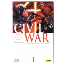 Civil War (Magazine) N° 1 - Comics marvel