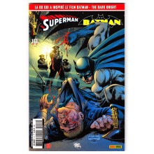 Superman et Batman (Magazine Panini) N° 10 - Comics DC