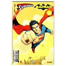 Superman et Batman (Magazine Panini) N° 15 - Comics DC