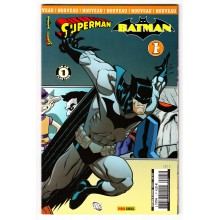 Superman et Batman (Magazine Panini) N° 1 - Comics DC