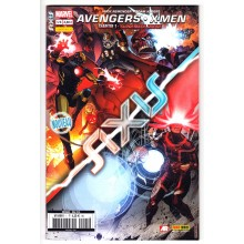 Avengers et X-Men : Axis N° 1 Variant Cover - Comics Marvel