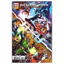 Avengers et X-Men : Axis N° 4 Variant Cover - Comics Marvel