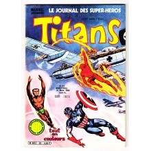 Titans N° 25 - Comics Marvel