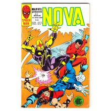 Nova N° 6 - Comics Marvel