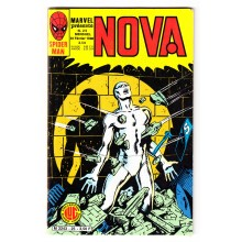 Nova N° 25 - Comics Marvel