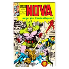 Nova N° 27 - Comics Marvel