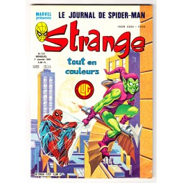 Strange N° 133 - Comics Marvel