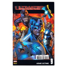Ultimates (Magazine - Avengers) N° 9 - Comics Marvel