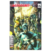 Ultimates (Magazine - Avengers) N° 22 - Comics Marvel