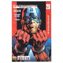 Ultimates (Magazine - Avengers) N° 23 - Comics Marvel