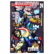 Ultimates (Magazine - Avengers) N° 24 - Comics Marvel