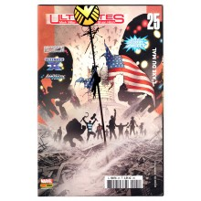 Ultimates (Magazine - Avengers) N° 25 - Comics Marvel