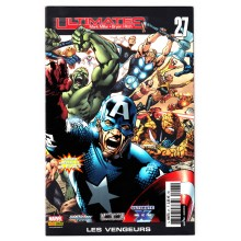 Ultimates (Magazine - Avengers) N° 27 - Comics Marvel