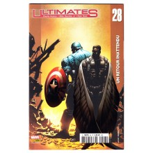 Ultimates (Magazine - Avengers) N° 28 - Comics Marvel
