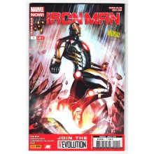 Iron Man (Marvel France - 4° série) N° 1 - Comics Marvel
