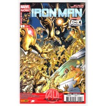 Iron Man (Marvel France - 4° série) N° 5 - Comics Marvel
