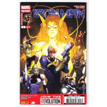 Iron Man (Marvel France - 4° série) N° 8 - Comics Marvel