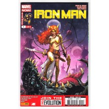 Iron Man (Marvel France - 4° série) N° 9 - Comics Marvel