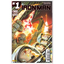 Iron Man (Marvel France - 4° série) N° 19 - Comics Marvel