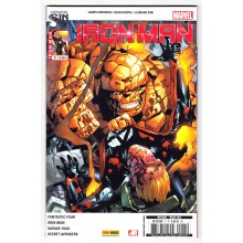 Iron Man (Marvel France - 4° série) N° 21 - Comics Marvel