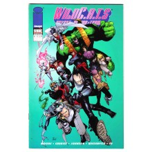 Wildcats (Magazine Semic) N° 15 - Comics Image