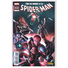 Spider-Man (Marvel France - 3° Série) N° 6 - Comics Marvel